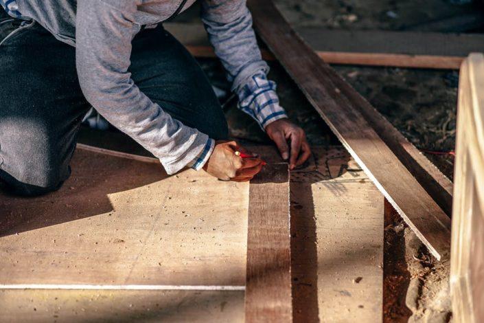 Erhaltungsarbeiten und Änderungen im Wohnungseigentum (WEG)