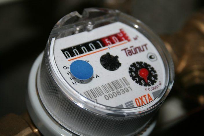 Wärme- und Wasserzähler