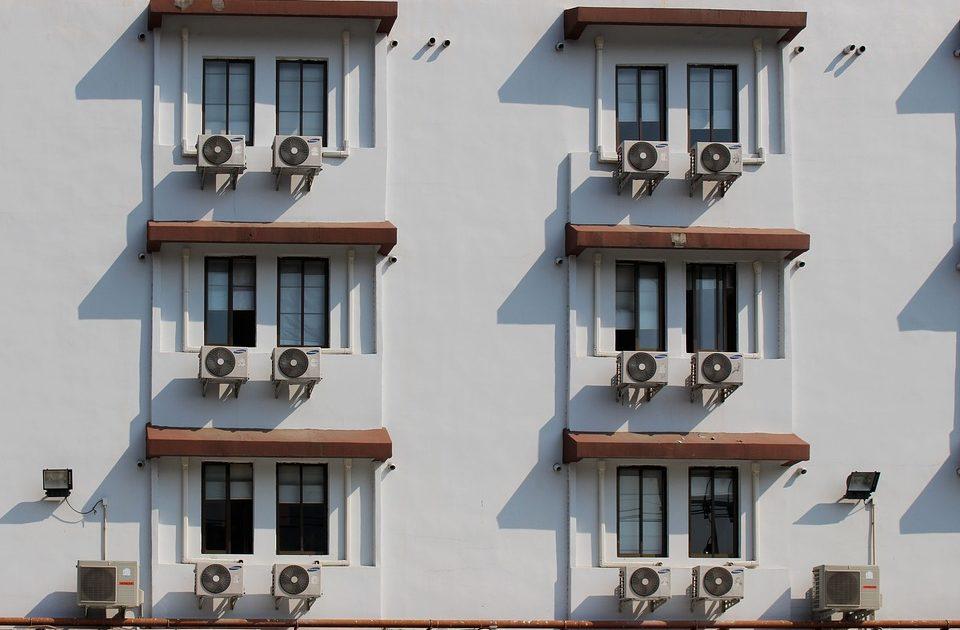 Klimaanlagen im Wohnungseigentum